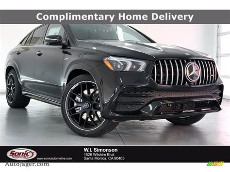 Then browse inventory or schedule a test drive. 2021 Mercedes-Benz GLE 53 AMG 4Matic Coupe in Obsidian Black Metallic - 327987 | Auto Jäger ...