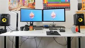 Schreibtisch Höhenverstellbar Ikea : schreibtisch ikea elektrisch ~ Markanthonyermac.com Haus und Dekorationen