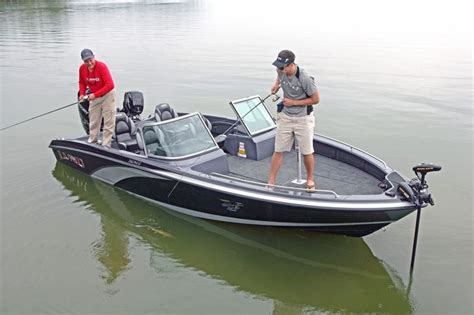 Top Fishing Boat Brands by Lund Boats 202 Pro V Gl Fiberglass Fishing Boats
