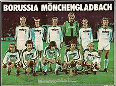 FRITZ THE FLOOD Bundesliga 1977 1978 Borussia