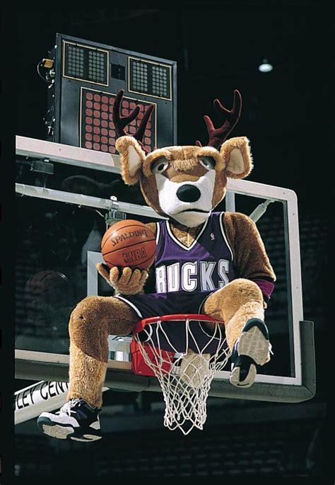 version  bango  buck mascot   milwaukee