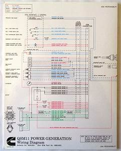 Cummins Laminated Qsm 11 Power Generation Wiring Diagram