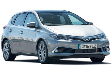 Toyota Car : Toyota Auris Hatchback Review