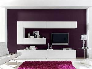 Modern Lcd Wall Unit Desiign - Furniture Designs - Al