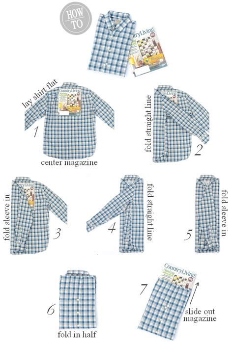how to fold a shirt iron twine how to fold a long sleeve shirt