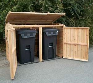 Mülltonnenverkleidung Aus Paletten : m lltonnenbox selber bauen g nstige ideen f r einen sch neren garten m lltonnenbox selber ~ A.2002-acura-tl-radio.info Haus und Dekorationen
