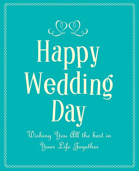 happy wedding day cards galore