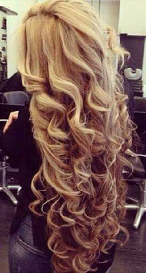 25 hairstyles for wavy curly hair hairstyles haircuts 2016 2017