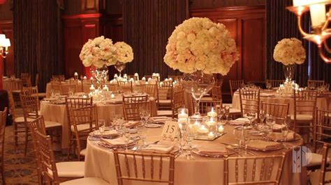 Beautiful Centerpieces and Floral Design for Weddings and