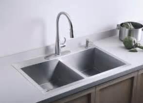 kohler faucets kitchen sink basin kohler kitchen sink contemporary kitchen sinks denver by plumbingdepot
