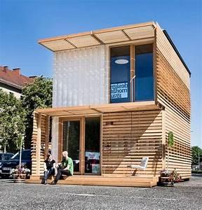 Moderne Container Häuser : wohnen im seecontainer 4 tipps f r die planung tiny houses container homes ideas ~ Whattoseeinmadrid.com Haus und Dekorationen