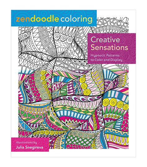 adult coloring book st martins press zendoodle creative sensations joann jo ann