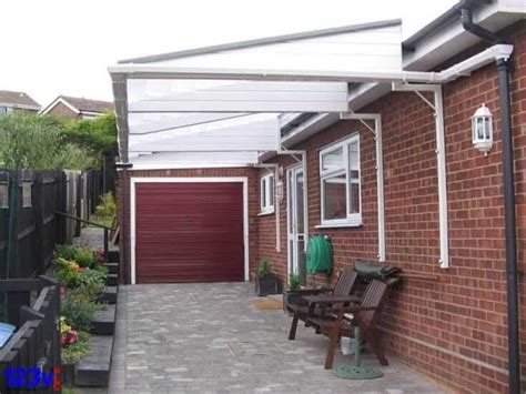 Bungalow Mit Carport by Carport Bungalow Patio Cover In Kent 123v Plc