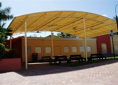 Hospitals / School Awnings & Canopies