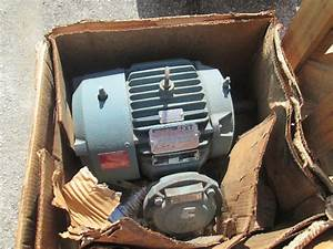 Baldor Reliance 1yab30108a1 Duty Master Electric Ac Motor