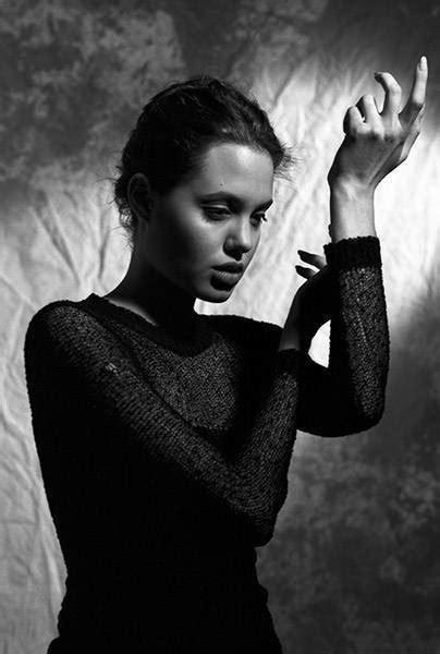 16 gadus vecās Andželinas Džolijas fotosesija | Photo ...