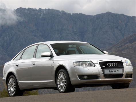Audi A6  2005, 2006, 2007, 2008 Autoevolution