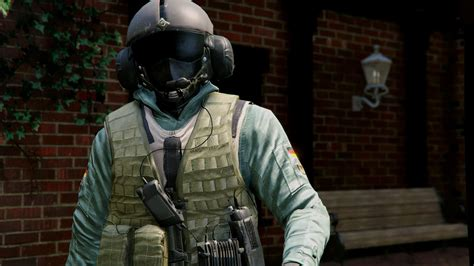 Jäger From R6 Siege [addon  Replace] Gta5modscom