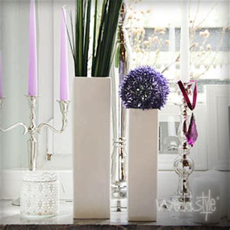 blumenvasen vasen fuer hochzeit mieten weddstyle
