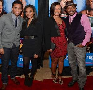 The gallery for --> Michael Ealy Wife 2014