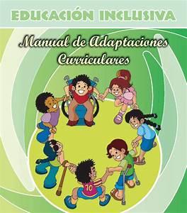 Manual De Adaptaciones Curriculares