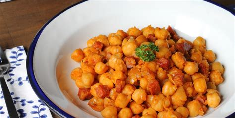 recette de cuisine simple et bonne pois chiches au chorizo une bonne recette simple avec