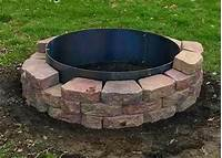 fire pit rings Mild Steel Fire Pit Ring - Fire Pit Ring For Sale