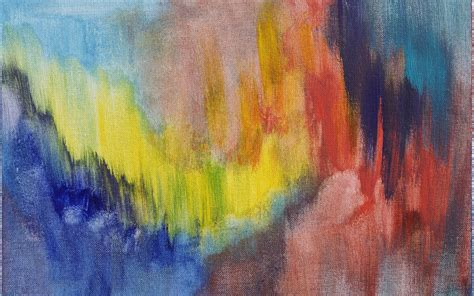 canvas abstract paintings color field painting on canvas