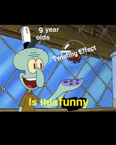 Is This A Pigeon Meme Template Quot Is This A Pigeon Meme Quot Spongebob Squarepants Edition