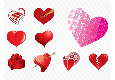 Find & download free graphic resources for heart svg. Vector Hearts - Download Free Vector Art, Stock Graphics ...