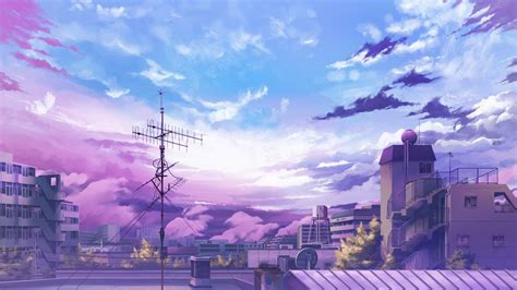 City Anime Wallpaper - anime city hd hd anime 4k wallpapers images