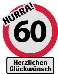 Diese vorlagen für die geburtstagseinladung zum 60. 60. Geburtstagsshirt: Hurra 60. Geburtstag - Herzlichen ...