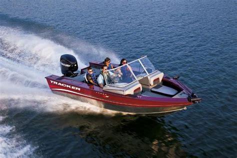 Tracker Boats In Canada by Tracker Targa V 18 Combo Boats For Sale In Canada Boats