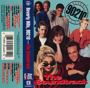 Beverly Hills 90210 The Soundtrack Cassette Discogs