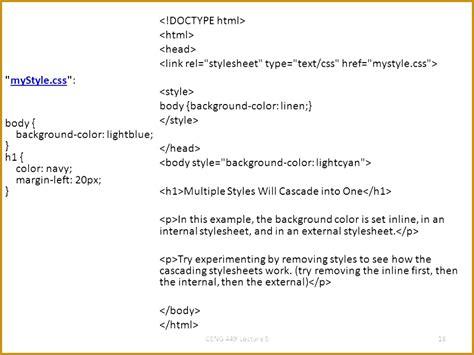 css external style sheet template fabtemplatez