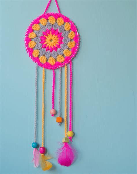 dream catcher crochet coach