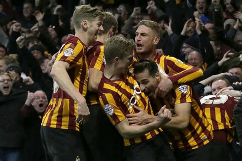 Bradford and Middlesbrough upset the odds big time - The ...
