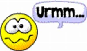 Confused emoticon for Facebook, MSN and Skype