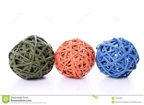 Decorative Orbs Wood Metal Ball Rustic Home Decor Spheres: Decorative Wooden Balls Royalty Free Stock Images