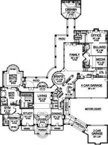 7 bedroom floor plans european style house plans 15079 square foot home 2 story 7 bedroom and 7 bath 6 garage
