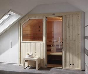Elementsauna Selber Bauen : sauna f r dachschr ge wellnessdrops ~ Articles-book.com Haus und Dekorationen