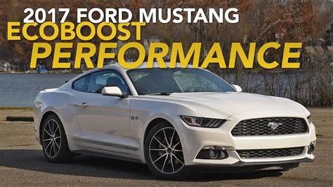 ford mustang ecoboost performance review