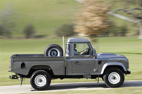 land rover pickup truck land rover defender 110 pick up high capacity slideshow