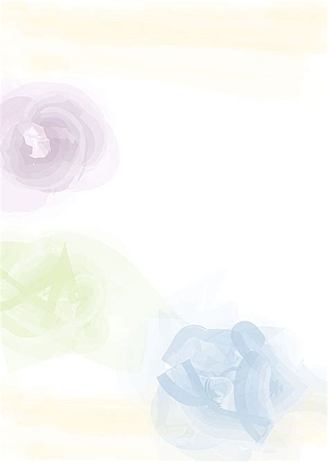 vector pastel watercolor background watercolor light