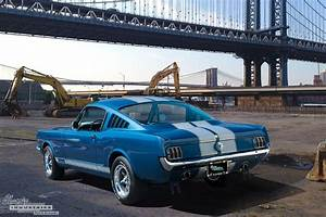 1966 Mustang Fastback - Restored Barn Find