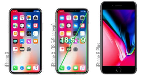 how to display iphone on mac apple iphone x display how big is it really gsmarena