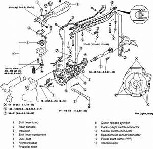 34 Mazda Miata Parts Diagram