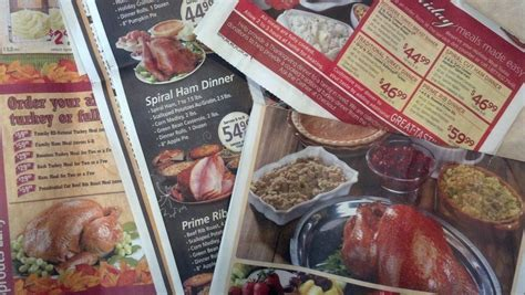 Turkey and gravy, stuffing, mashed potatoes, pumpkin pie and all the rest: The Best Ideas for Safeway Pre Made Thanksgiving Dinners ...