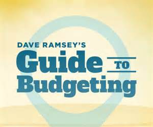 Dave Ramsey Budgeting Guide