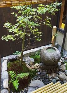 stunning exemple de decoration de jardin photos With delightful faire un jardin zen exterieur 6 la decoration exterieure avec un treillis de jardin